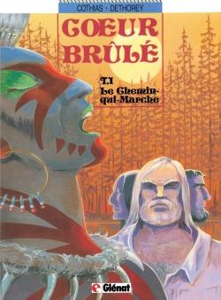 Coeur Brûlé - Tome 01