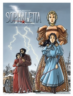 Sophaletta - Tome 01