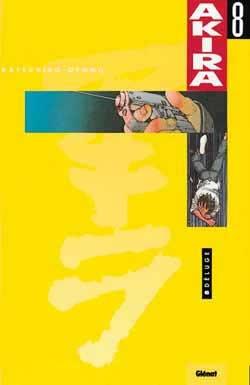Akira (couleur) - Tome 08