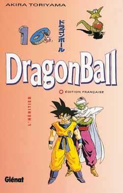 Dragon Ball (sens français) - Tome 16