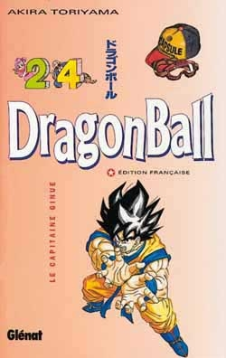 Dragon Ball (sens français) - Tome 24