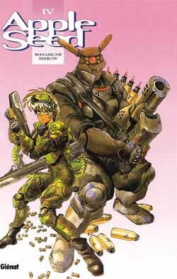 Appleseed - Tome 04