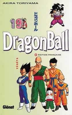 Dragon Ball (sens français) - Tome 19