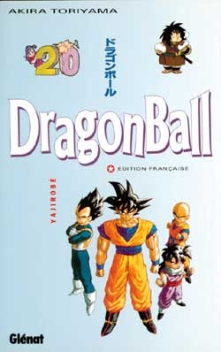 Dragon Ball (sens français) - Tome 20