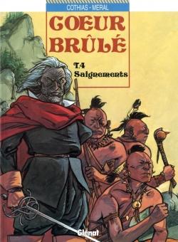 Coeur Brûlé - Tome 04