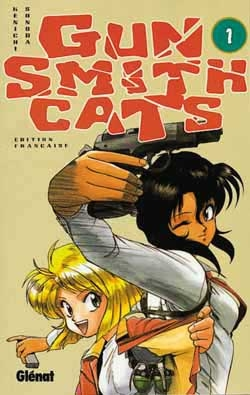Gunsmith Cats - Tome 01
