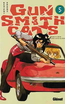 Gunsmith cats - Tome 05