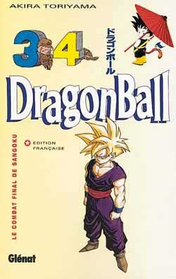 Dragon Ball (sens français) - Tome 34