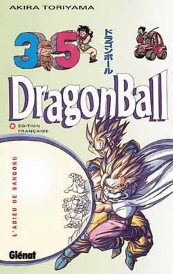 Dragon Ball (sens français) - Tome 35