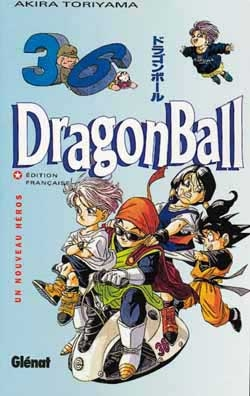 Dragon Ball (sens français) - Tome 36