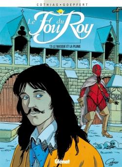 Le Fou du roy - Tome 05