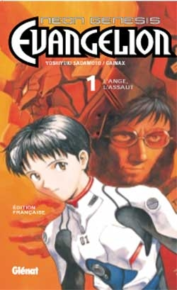 Neon Genesis Evangelion - Tome 01