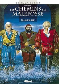Les Chemins de Malefosse - Tome 03