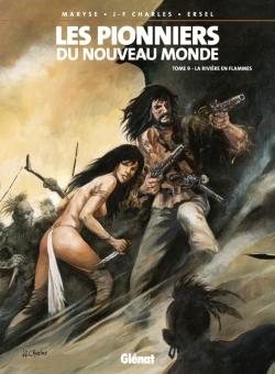 Les Pionniers du nouveau monde - Tome 09