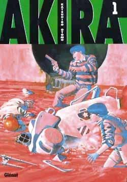 Akira (noir et blanc) - Tome 01