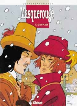 Masquerouge - Tome 07