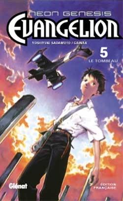 Neon Genesis Evangelion - Tome 05