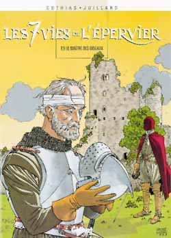 Les 7 Vies de l'Epervier - Tome 05