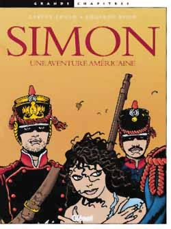 Simon, une aventure américaine