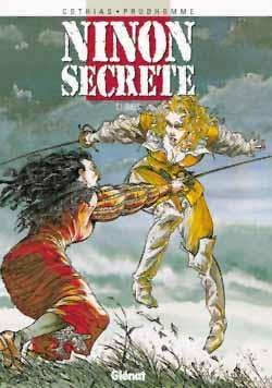 Ninon secrète - Tome 01