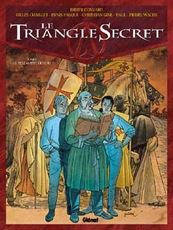 Le Triangle Secret - Tome 01