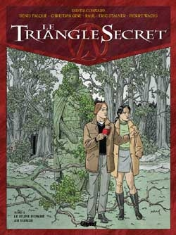 Le Triangle Secret - Tome 02