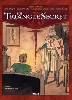 Le Triangle Secret - Tome 03