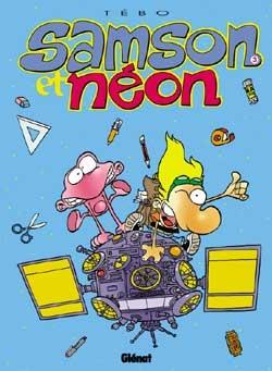Samson et Néon - Tome 03
