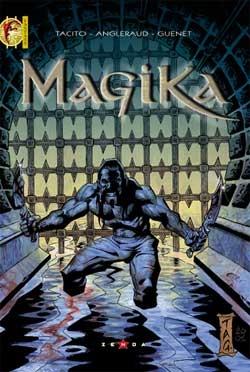 Magika - Tome 01