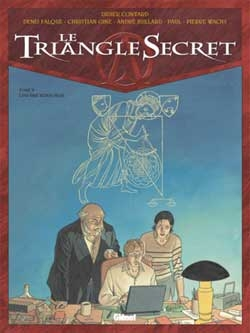 Le Triangle Secret - Tome 05