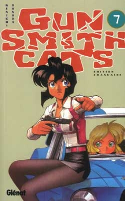 Gunsmith cats - Tome 07