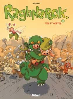 Raghnarok - Tome 02