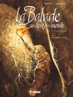 Balade au bout du monde - Cycle 4 - Tome 01