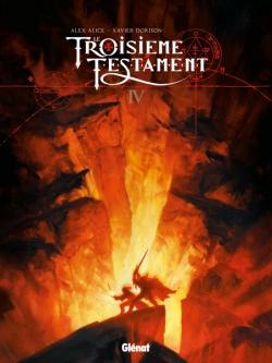 Le Troisième Testament - Tome 04
