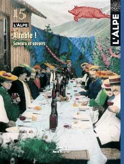L'Alpe 15 - À table !