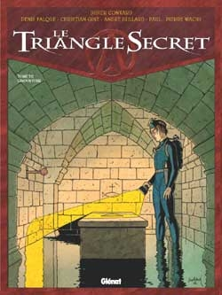 Le Triangle Secret - Tome 07