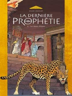 La Dernière Prophétie - Tome 02
