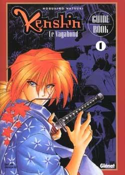 Kenshin le vagabond - Guide Book - Tome 01