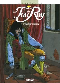 Le Fou du roy - Tome 09