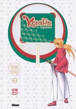 Kenshin le vagabond - Guide Book - Tome 02