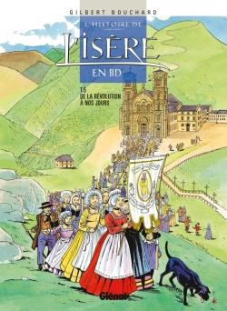 L'Histoire de l'Isère en BD - Tome 05