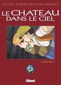 Le Château dans le ciel - Tome 01