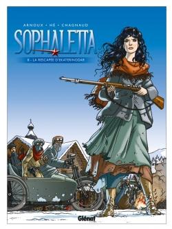 Sophaletta - Tome 08
