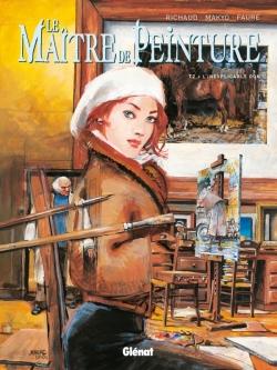 Le Maître de peinture - Tome 02
