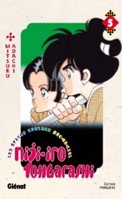 Niji-Iro Tohgarashi - Tome 05