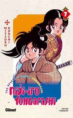 Niji-Iro Tohgarashi - Tome 07