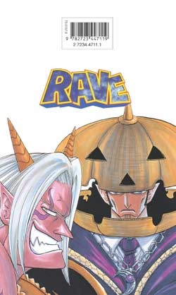 Rave - Tome 13