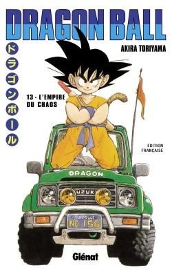 Dragon Ball - Édition originale - Tome 13
