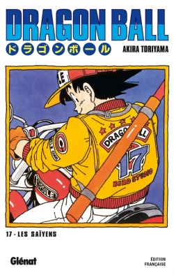 Dragon Ball (édition originale) - Tome 17