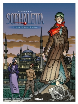 Sophaletta - Tome 09